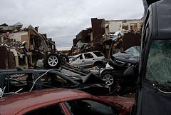 Destroyed Cars 3