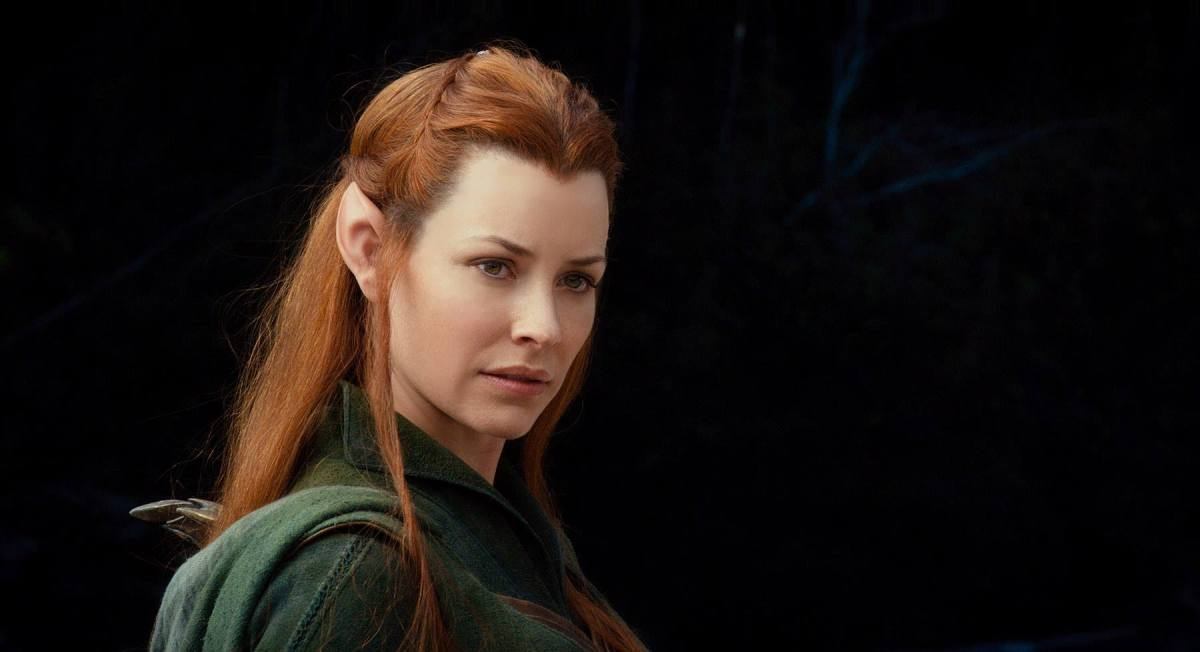 Arwen and Tauriel