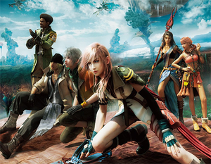 300px-Final_Fantasy_XIII_Cast