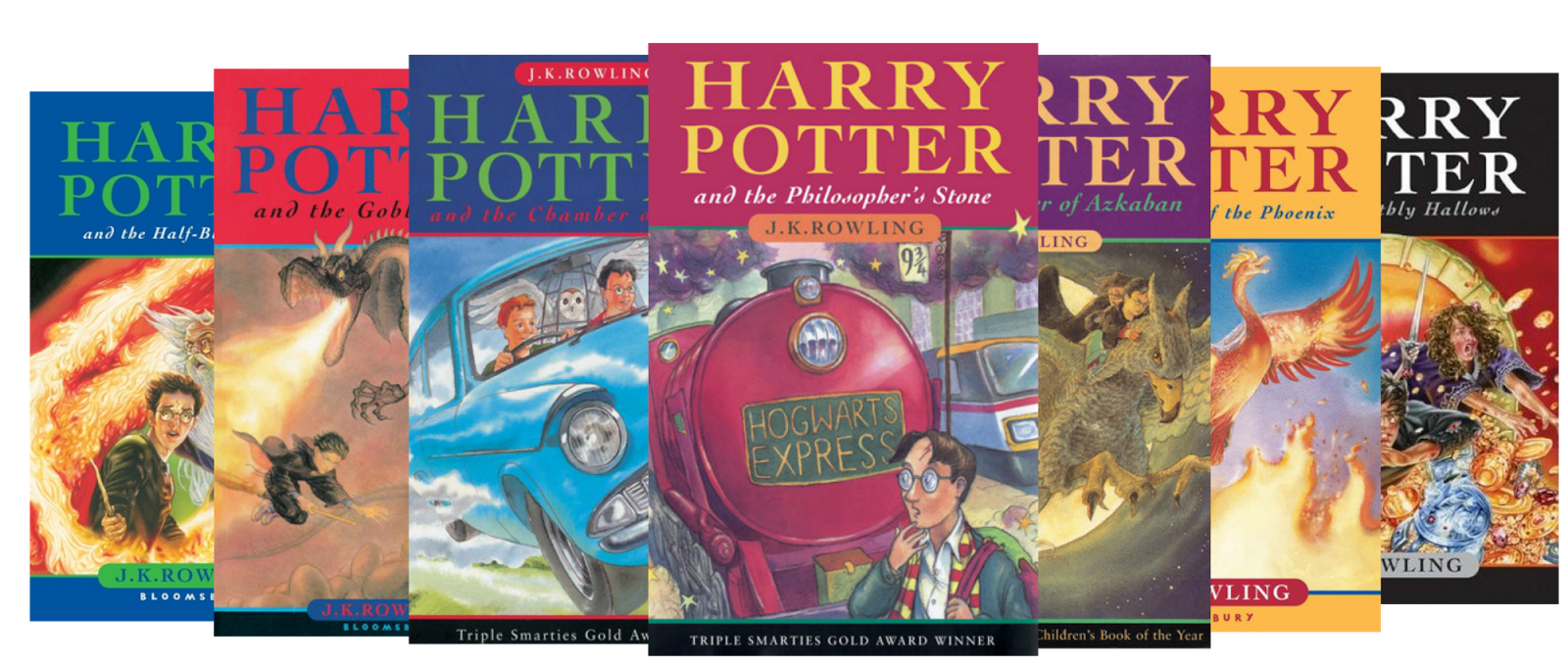 Harry Potter Challenge Day 21 25