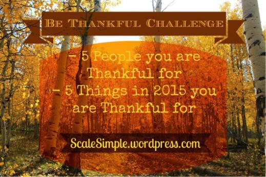 be-thankful