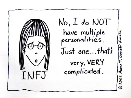 INFJ Complexities