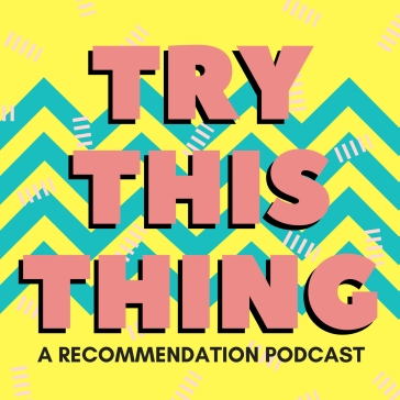 Try This Thing Podcast logo copy