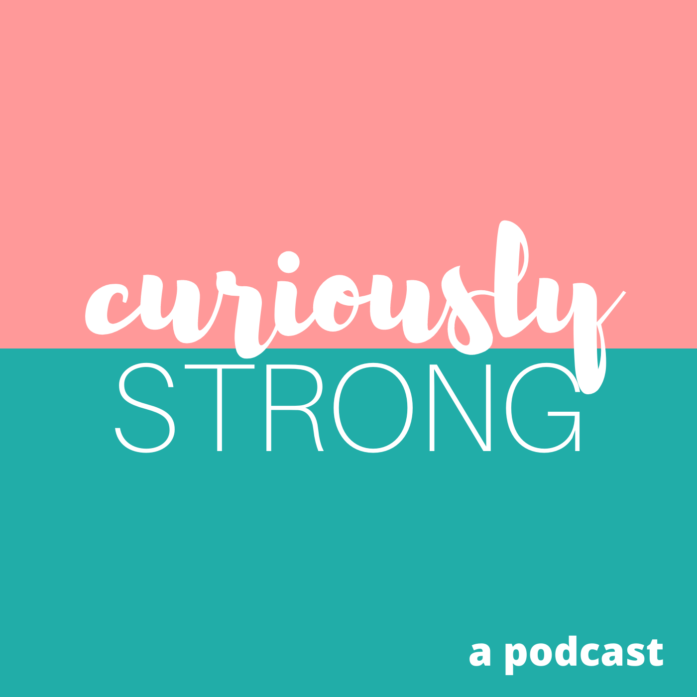 Curiously Strong Logo